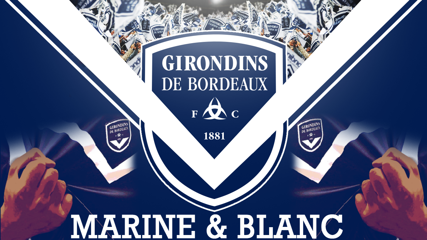 FC Girondins de Bordeaux Symbol Wallpaper