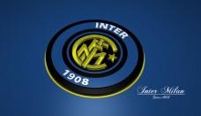 FC Internazionale Milano Logo 3D