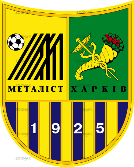FC Metalist Kharkiv Logo Wallpaper