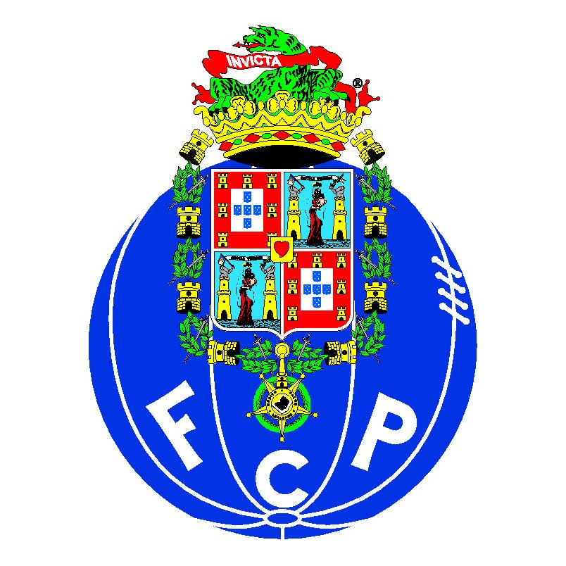 FC Porto Logo Wallpaper