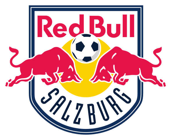 FC Salzburg Logo Wallpaper