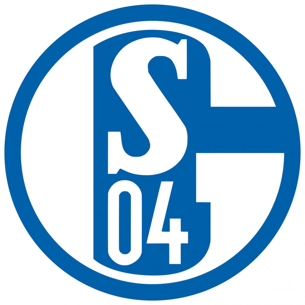schalke 04 logo 3d