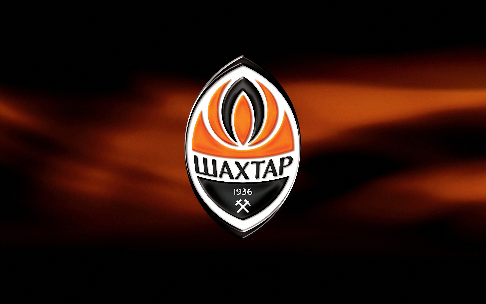 FC Shakhtar Donetsk Logo 3D Wallpaper