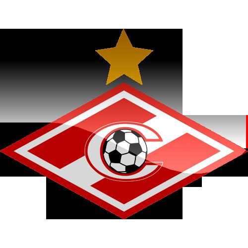 FC Spartak Moskva Logo 3D Wallpaper