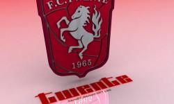 FC Twente Logo 3D