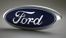Ford Logo 3D