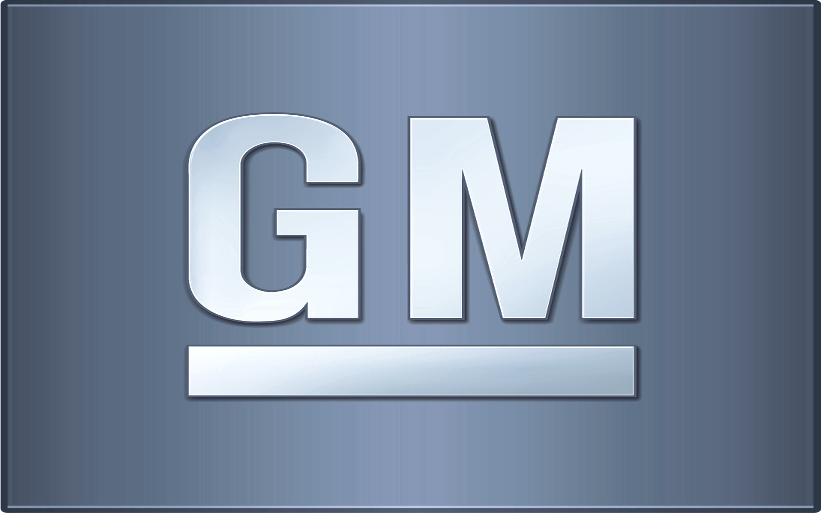 GM branding Wallpaper