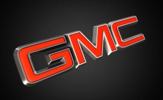 GMC Logo 3D Wallpaper