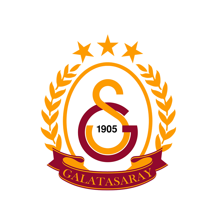 Galatasaray AS Logo 3D Wallpaper
