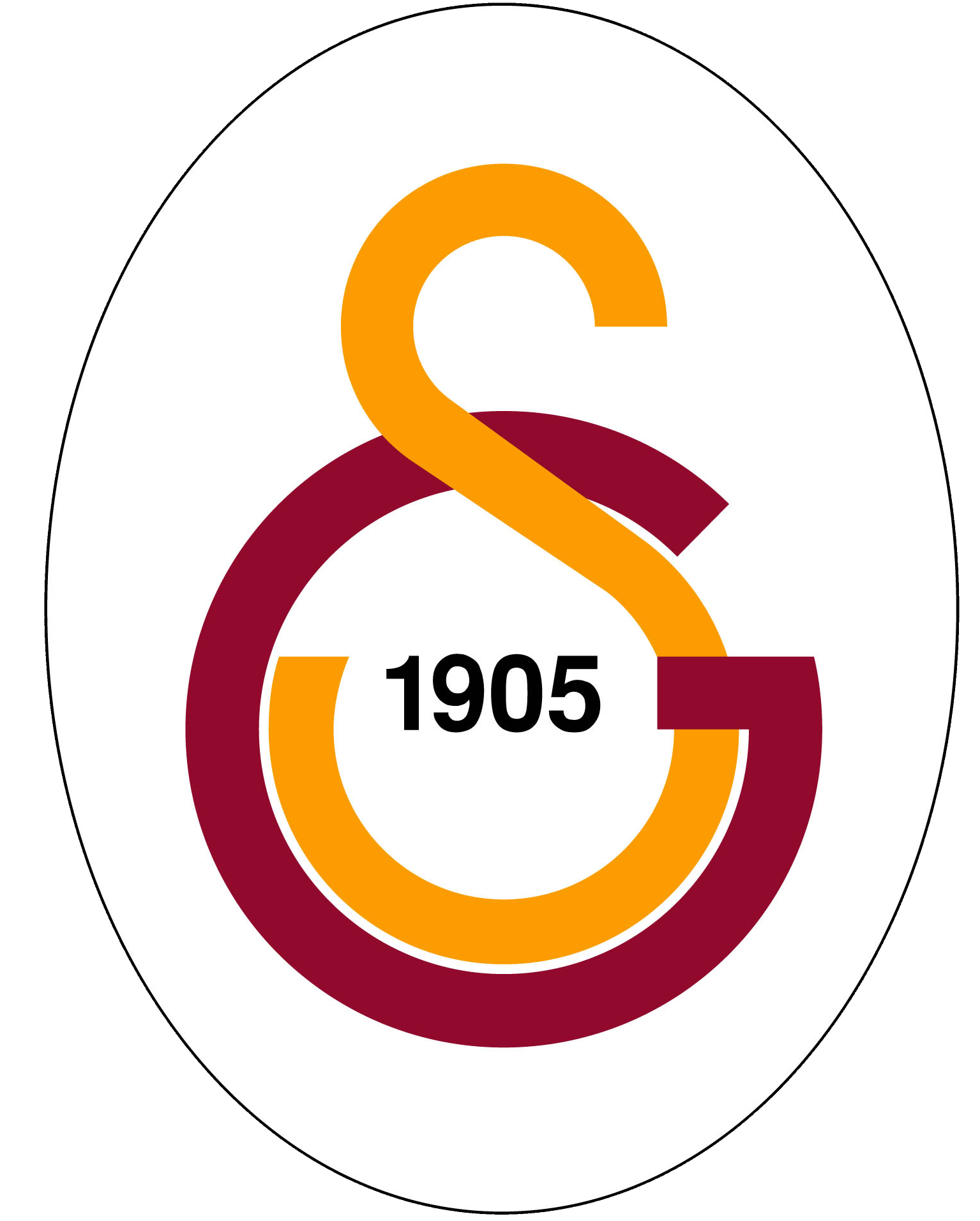 Galatasaray AS Logo Wallpaper