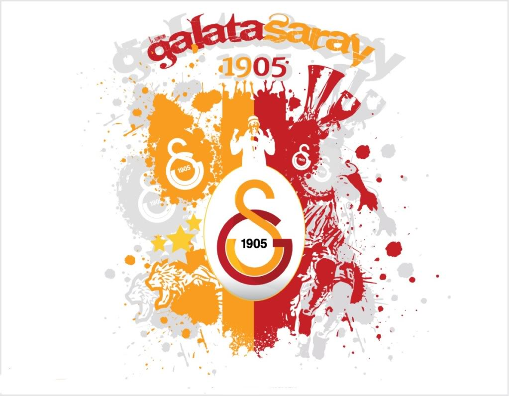 Galatasaray AS Symbol Wallpaper