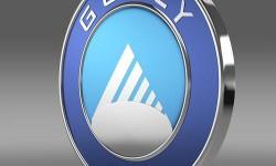 Geely Logo 3D