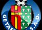 Getafe CF Logo 3D