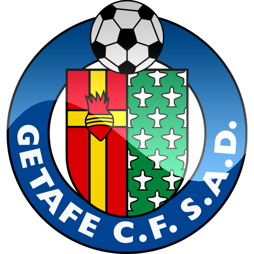 Getafe CF Logo 3D Wallpaper