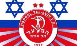 Hapoel Tel-Aviv FC Logo 3D