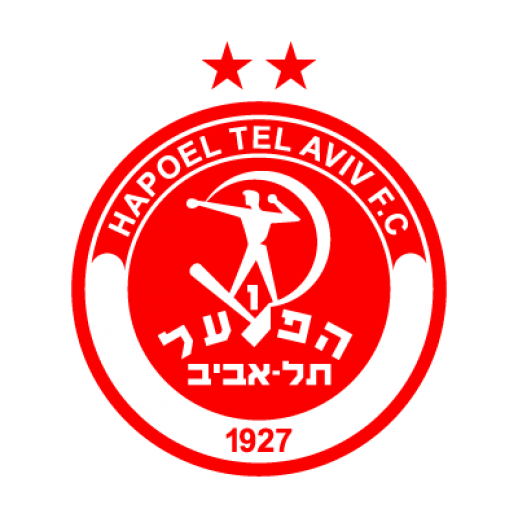 Hapoel Tel-Aviv FC Logo Wallpaper