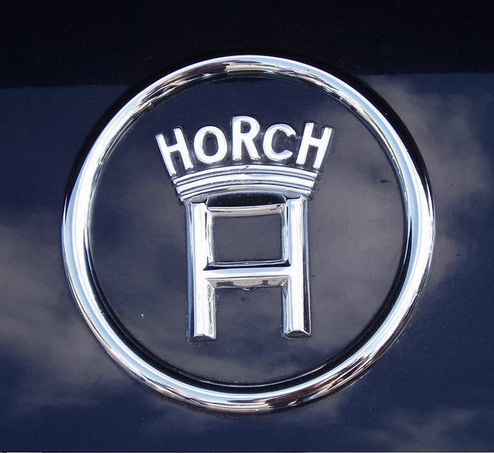 Horch Logo 3D Wallpaper