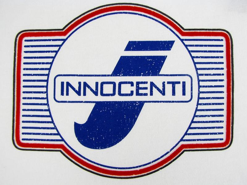 Innocenti Logo Wallpaper