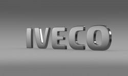 Iveco Logo 3D