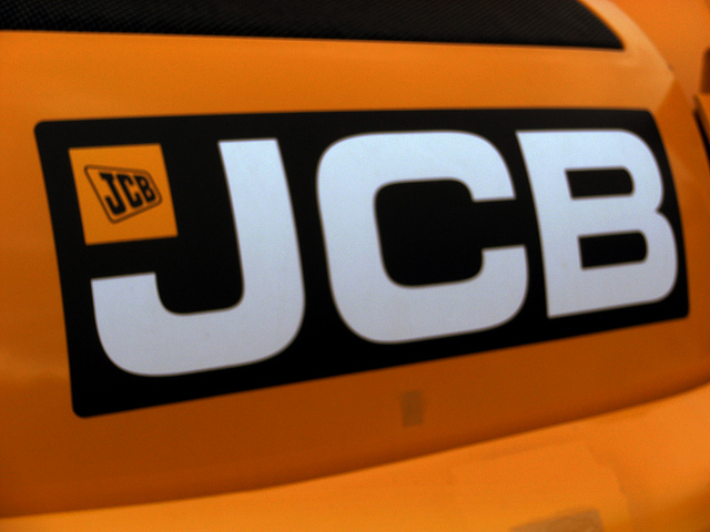 JCB Symbol Wallpaper
