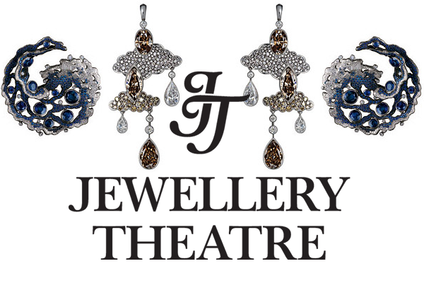 Jewellery Theatre Logo 3D Wallpaper