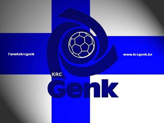 KRC Genk Symbol Wallpaper