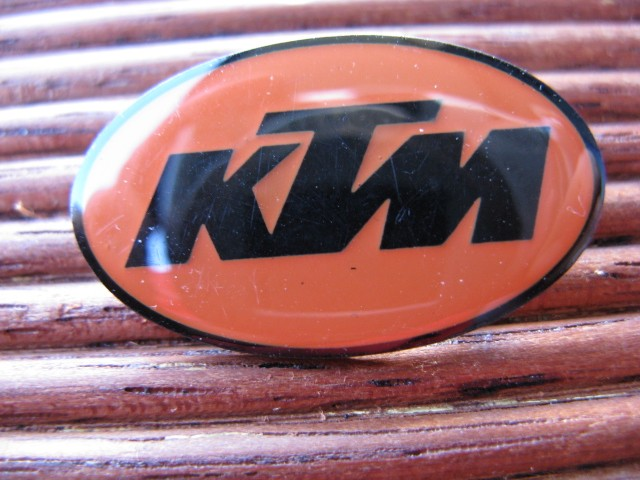 KTM badge Wallpaper