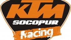 KTM branding