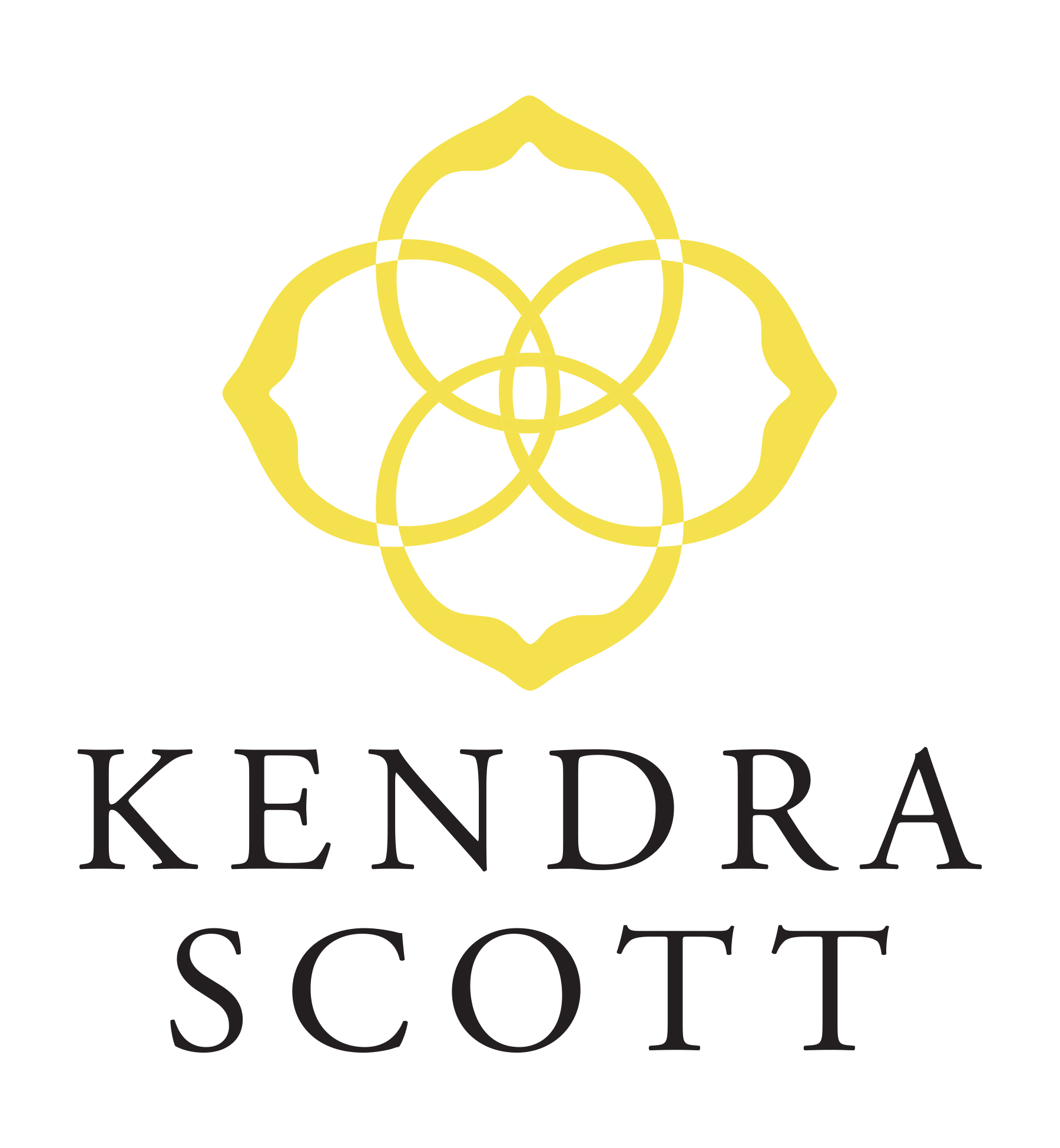 Kendra Scott Logo 3D -Logo Brands For Free HD 3D