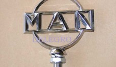 Man badge