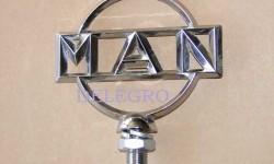 Man badge