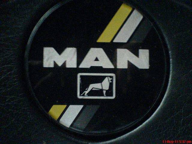 Man emblem Wallpaper