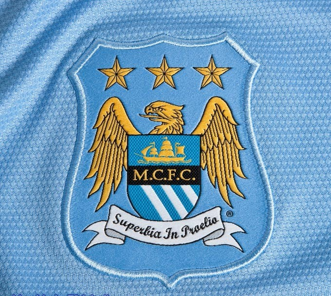 Manchester City FC Symbol Wallpaper