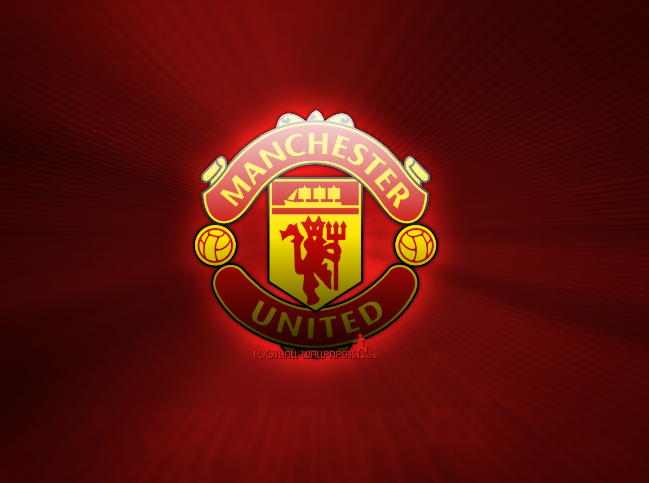 Manchester United FC Symbol Wallpaper
