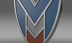 Marussia Logo 3D