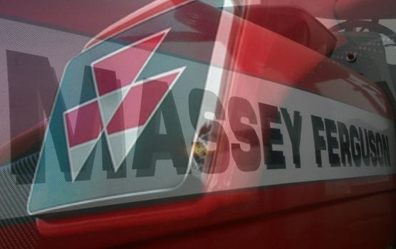 Massey Ferguson graphic design Wallpaper