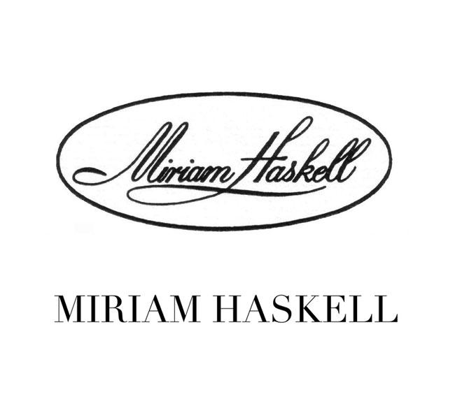 Miriam Haskell Symbol Wallpaper