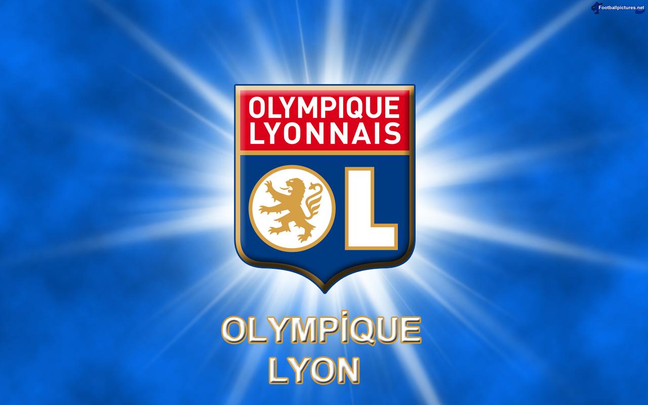 Olympique Lyonnais Symbol Wallpaper