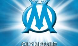 Olympique de Marseille Logo 3D