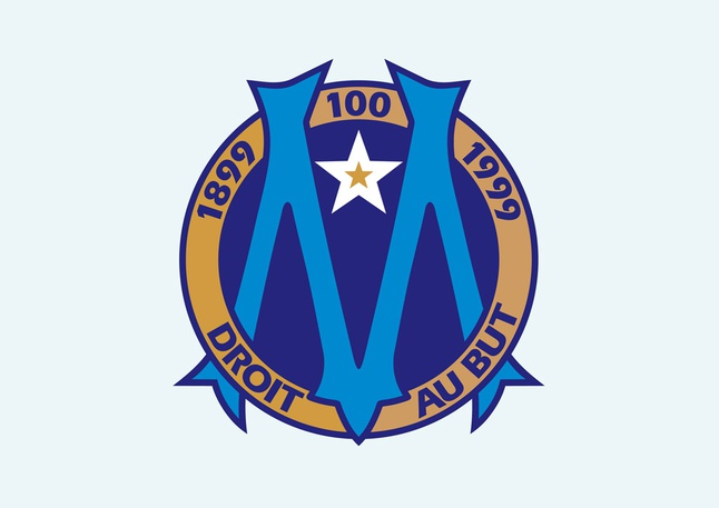 Olympique de Marseille Symbol Wallpaper