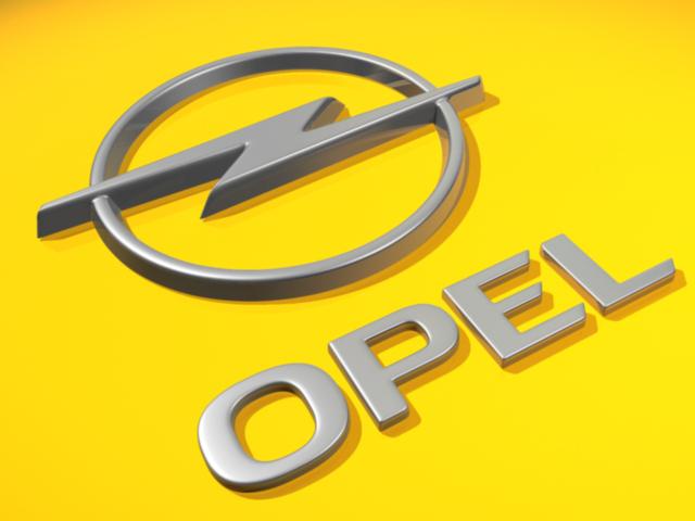 Opel branding Wallpaper