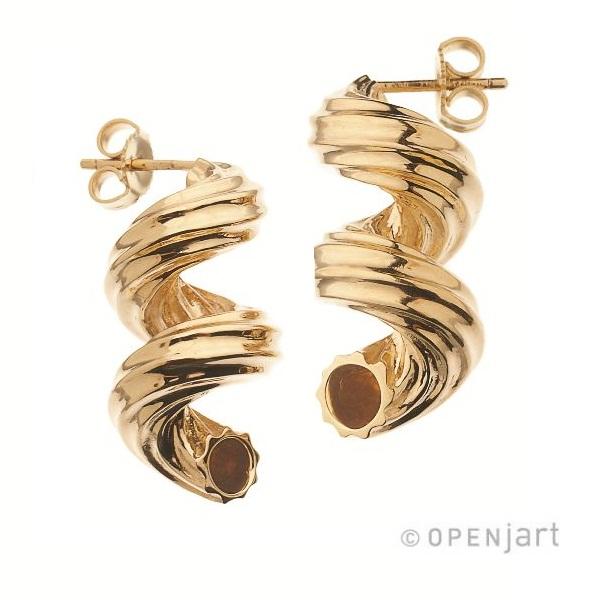 Open!Jart Jewelry Logo 3D Wallpaper