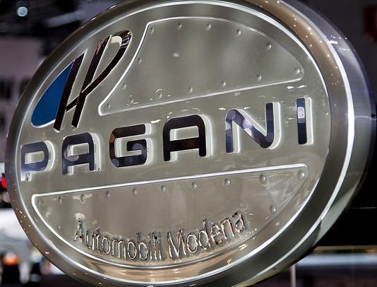 Pagani branding Wallpaper