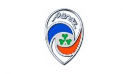 Panoz Logo 3D