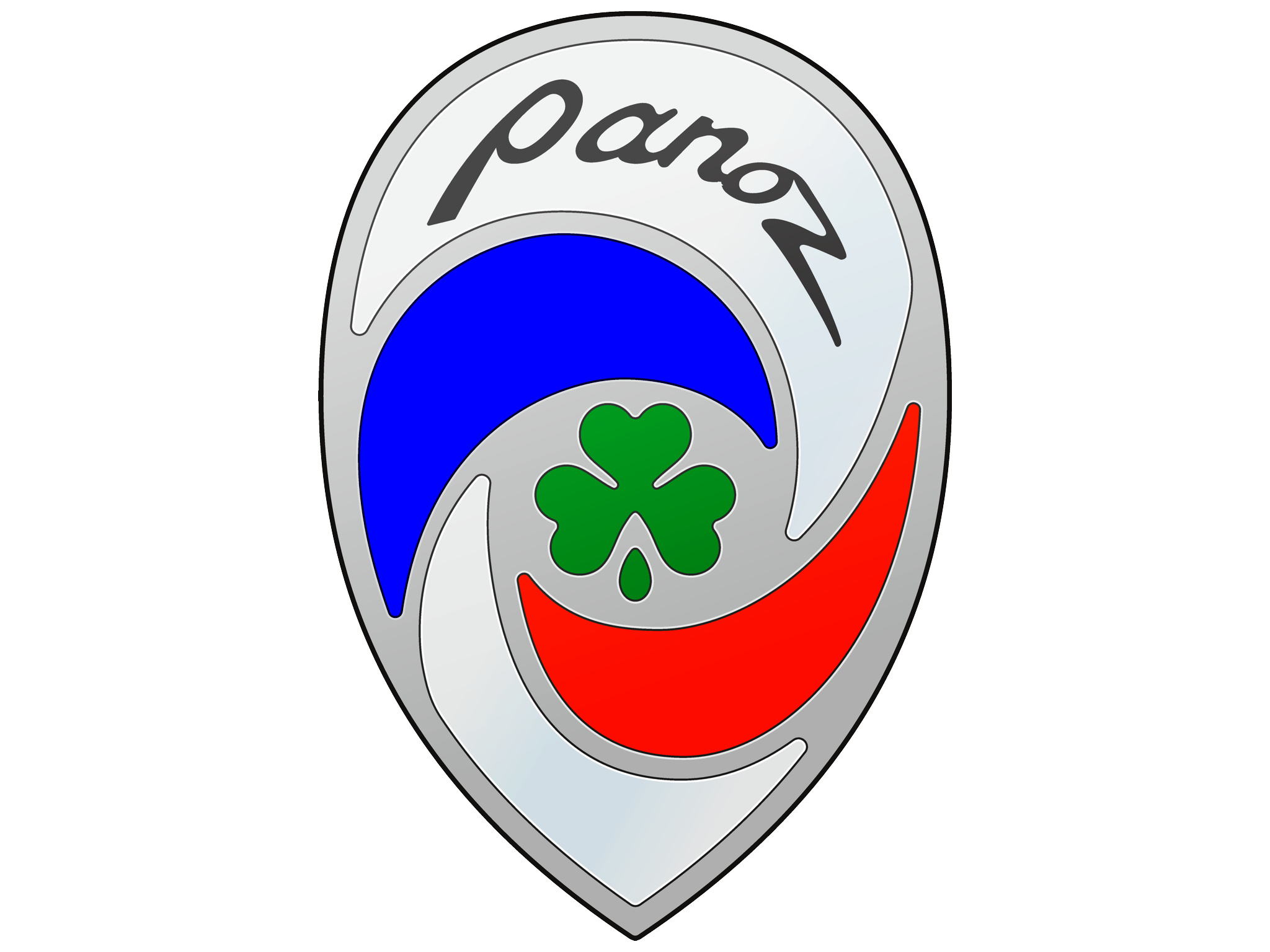 Panoz Logo Wallpaper