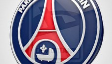Paris Saint-Germain Logo 3D