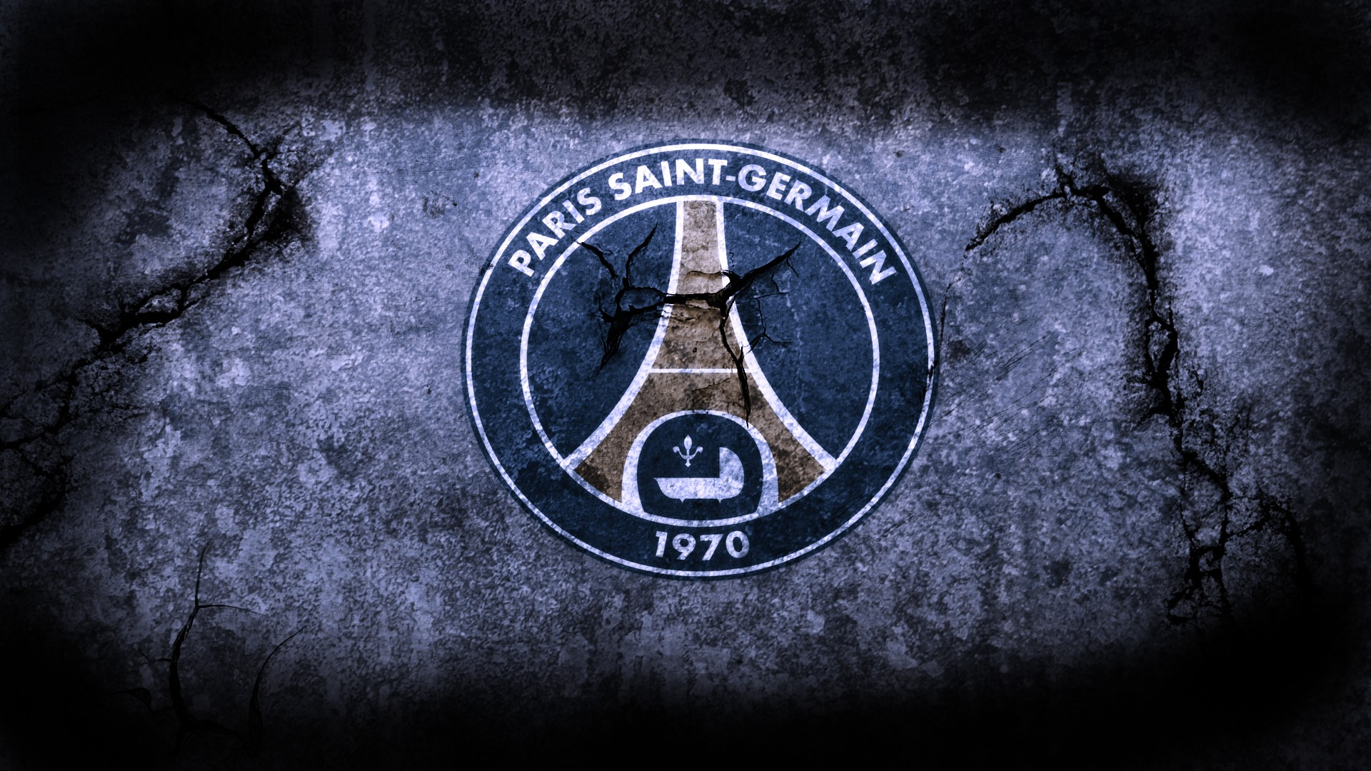 Paris Saint-Germain Symbol Wallpaper