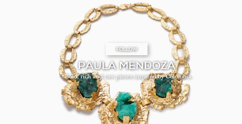 Paula Mendoza Logo 3D Wallpaper