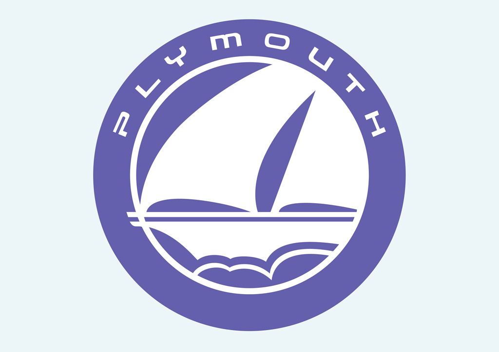 Plymouth Logo Wallpaper