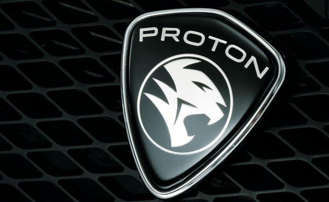 Proton Symbol Wallpaper